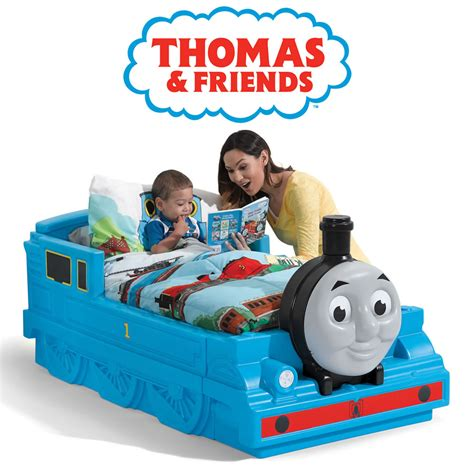 the tank engine toddler bed set the bed step2