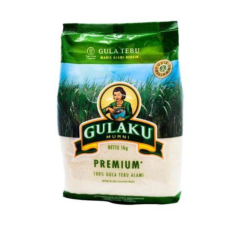 Gulaku Premium Kemasan 1kg jual gulaku premium gula 1kg x 3pcs harga