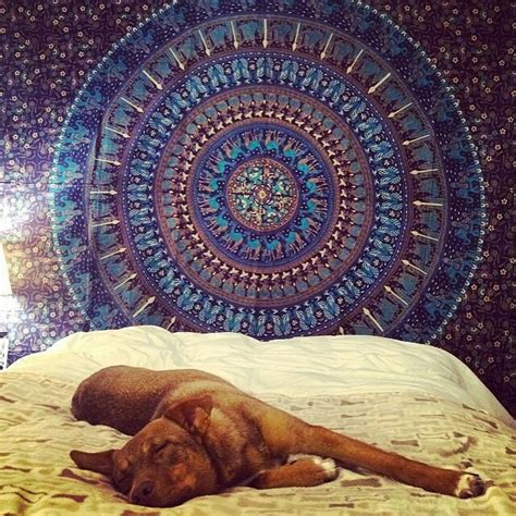 all that jazz wall tapestries and tapestries on pinterest queen blue bohemian indian mandala tapestry wall tapestry