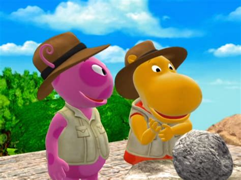 Backyardigans Quest For The Flying Rock Song Image The Backyardigans Quest For The Flying Rock 28