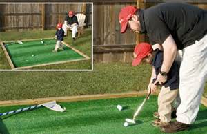 How To Build A Backyard Putting Green by Build Your Own Backyard Putting Green Toolmonger