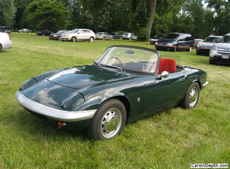 lotus sportscar the most influential sports car made the lotus elan