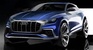 2018 audi sq8 laughed at by 567hp bmw x6 m nseavoice