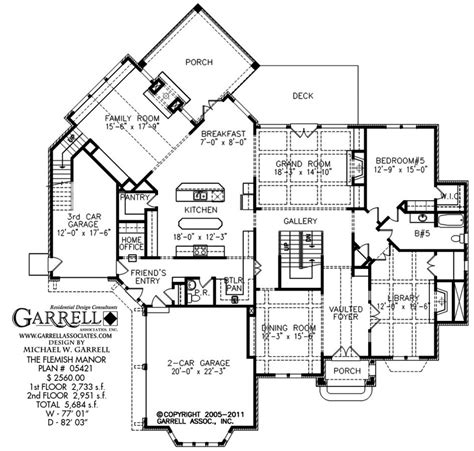 house plans european european estate house plans luxamcc