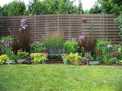 backyard wall ideas front yard landscaping ideas with fence natural beautiful