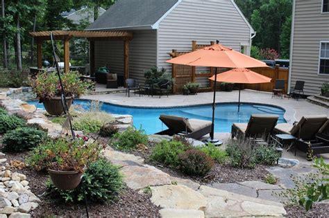 the backyard company a backyard oasis the pool company