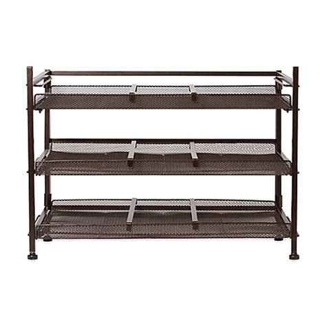 bed bath and beyond organizers 3 tier can organizer bed bath beyond