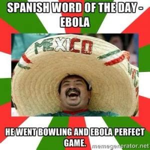 Spanish Word Of The Day Meme - bowling puns kappit