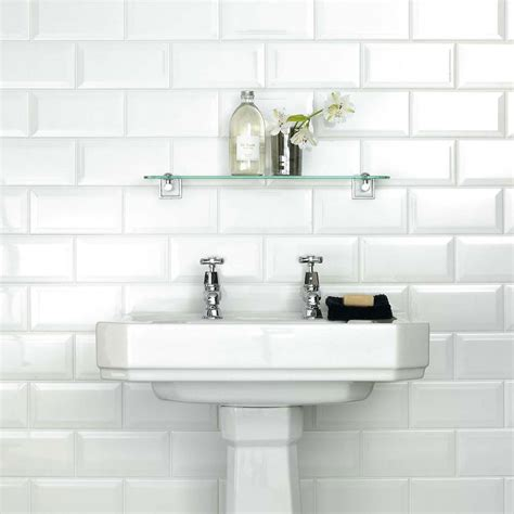 white bathroom wall tile top 10 looks for your bathroom walls and floors