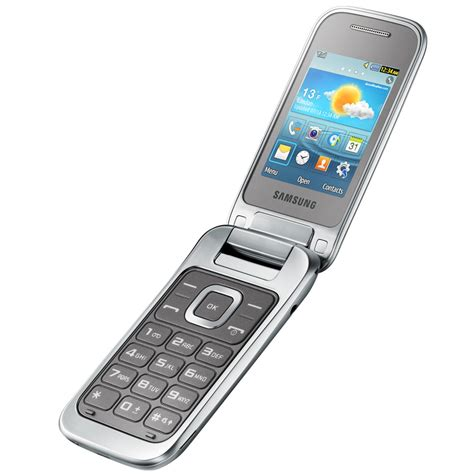 telefonia mobile samsung samsung c3590 folder mobile phone 2 4 tft screen features