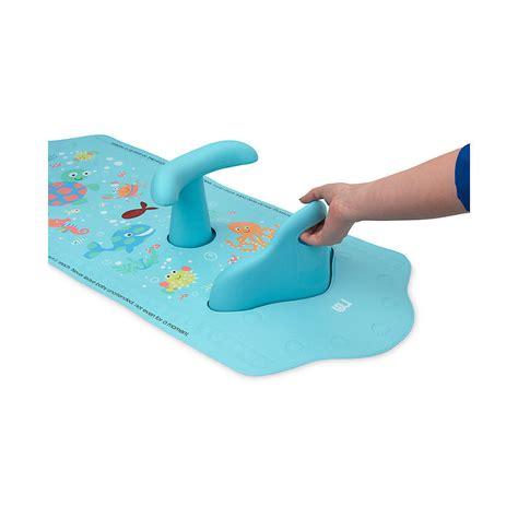 Aquapod Bath Mat by Mothercare Aqua Pod Blue Rascal Babies