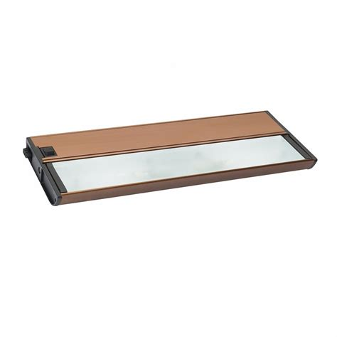 low voltage under cabinet lighting kichler lighting 10564brz modular low voltage 2lt xenon