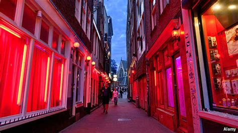 Amsterdam Light District Prices by Disclosure The Economist