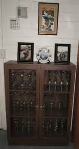 wine and glass cabinet david and gigi hawaii