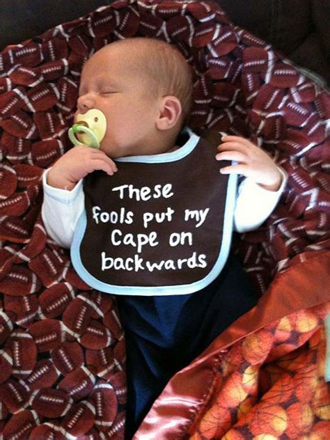 mighty lists   funny baby bibs