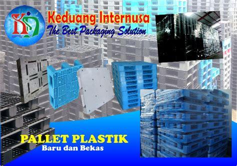 Pallet Murah Di Jember supplier pallet plastik baru dan bekas murah