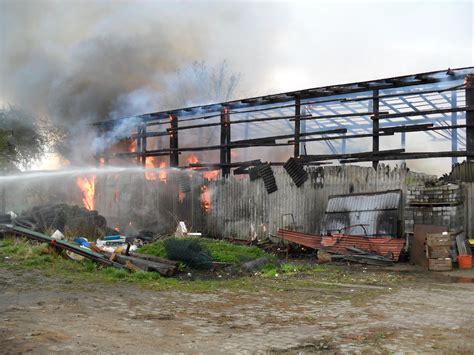 scheune stade pol std brand einer scheune in neuenkirchen