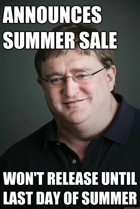 Last Day Of Summer Meme - announces summer sale won t release until last day of