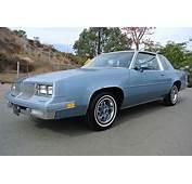 1985 Oldsmobile Cutlass Supreme Coupe Dead Stock Original