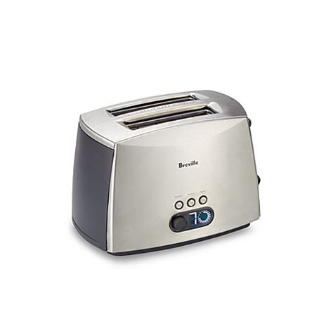 bed bath and beyond breville breville 174 ikon 2 slice toaster bed bath beyond