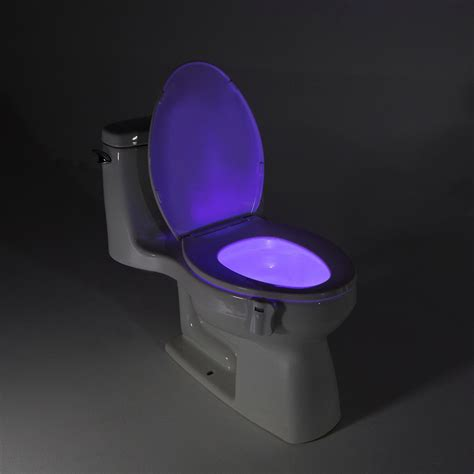 toilet bowl light body sensing automatic led motion sensor night l toilet
