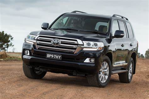 Facelifted Toyota Land Cruiser 200 Unveiled In Japan W