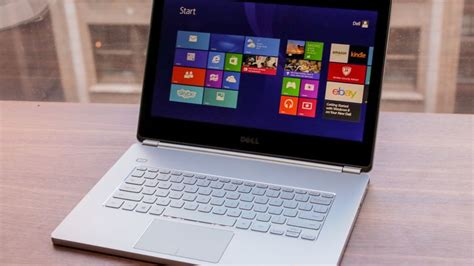 Laptop Dell Inspiron 14 7000 dell inspiron 14 7000 series review upscale looks at a reasonable price cnet