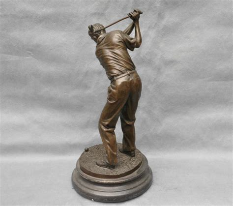 Swing The Statue 28 Images 13 Quot Bronze Movement