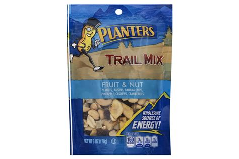 planters trail mix fruit and nut planters fruit nut trail mix 6 oz kraft recipes