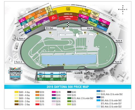 daytona speedway seating diagram daytona 500 seating chart 2015 myideasbedroom