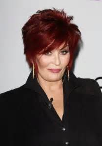 how do i style osbournes hairstyle sharon osbourne hairstyles 2016 photos