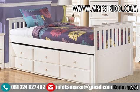 Ranjang Sorong jual tempat tidur sorong ranjang anak perempuan laki