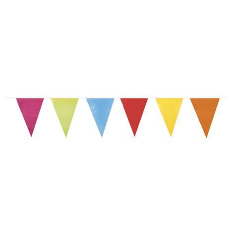 Sale Bunting Flag Hbd Colorful wimpelkette bunt 10 m