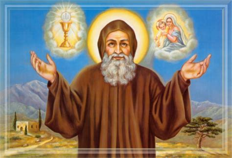 the about st charbel
