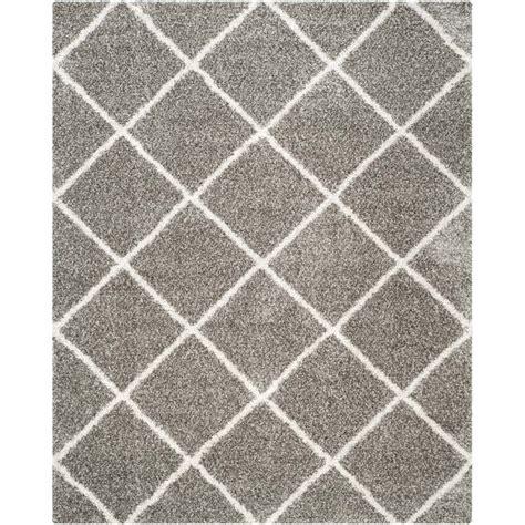 10 x 10 shag rug safavieh hudson shag grey shag rug 8 x 10 sgh281b 8