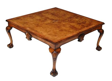 queen anne coffee table sp50 coffee table on queen anne legs fine bespoke