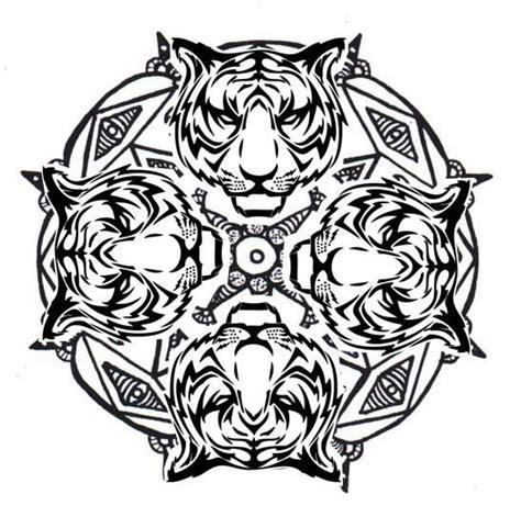 printable animal mandalas mandala exles for students animal mandala mandalas
