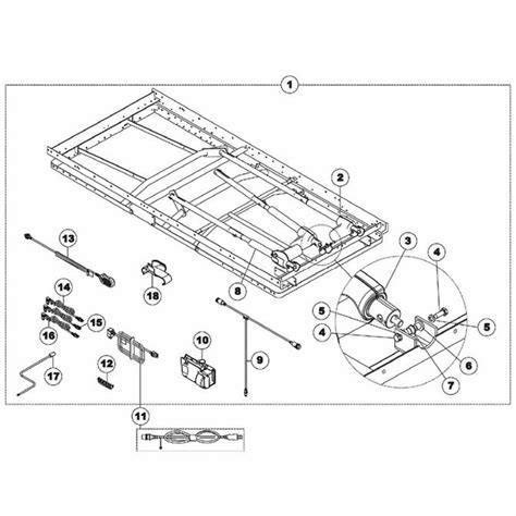 Invacare Hospital Beds Adjustable Bed Motor Replacement Parts Circuit Diagram Maker