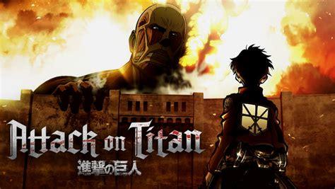 attack on titan series the best anime on netflix uk