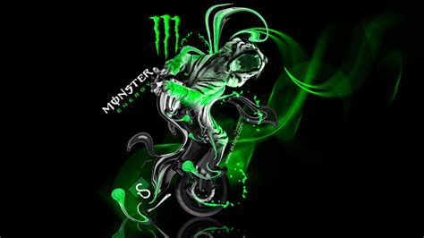 it monster monster desktop wallpaper wallpapersafari