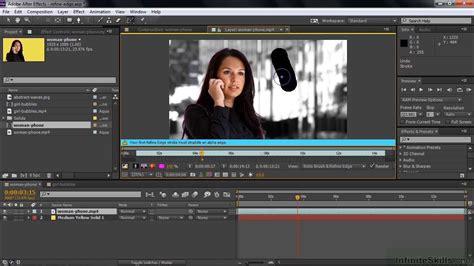 Paket Adobe After Effects Cc Tutorial adobe after effects cc tutorial using the refine edge tool