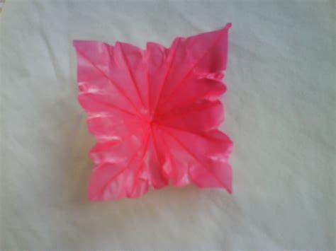 cara membuat origami bunga yang senang cara membuat bunga mawar plastik kresek bliblinews com