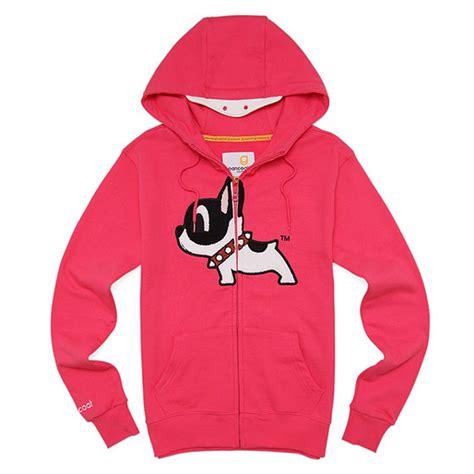 Pancoat Zip Hoodie pancoat 121 popbow light zip up coral pink 6631252