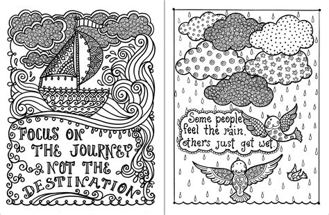 book quotes colouring book books inspirational quotes coloring pages