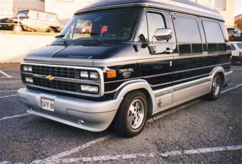 1992 1996 chevrolet g20 starcraft germany spot a car