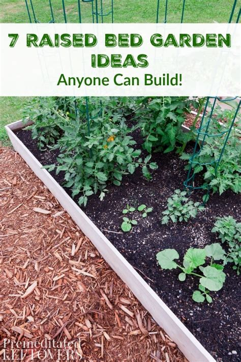 small gardens and how to make the most of them ebook 7 raised garden bed ideas anyone can build