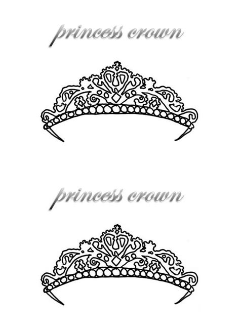paper crown template for 45 free paper crown templates template lab