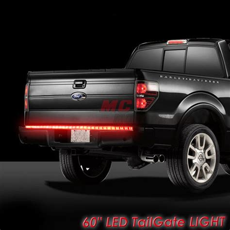 ford truck led lights for 1997 2003 ford f150 led 60 quot tailgate light bar 1pc ebay