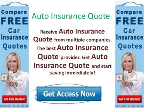 auto insurance quote  auto insurance compare