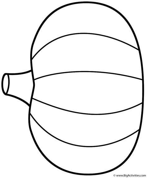 pumpkin shape coloring pages pumpkin coloring page fruits and vegetables